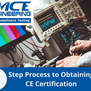 3-Step Process to Obtaining CE Certification